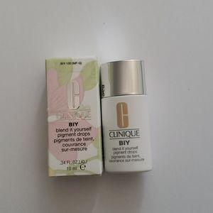 💋2/$20💋NWT Clinique BIY pigment drops